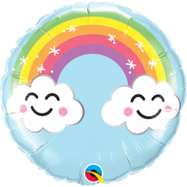 "9"" Sunshine Rainbow (Minimo 5 unid) Air-Fill (Termosellado aire)"