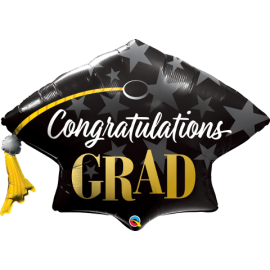 """41"""" Congratulations Grad Stars (minimo 3 unid)"""