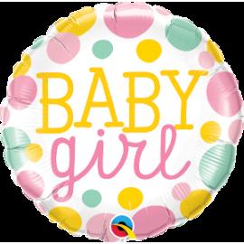 "18"" Baby Girl (Minimo 3 Unid)"