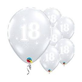 """11"""" Sparkle A Round 18 (25ct)"""