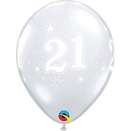 """11"""" Sparkle -A- Round21 (25unid)"""