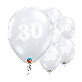 """11"""" Sparkle -A- Round 30 (25unid)"""