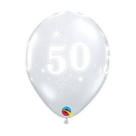 """11"""" Sparkle -A- Round 50 (25unid)"""