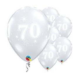 """11"""" Sparkle -A- Round 70 (25unid)"""