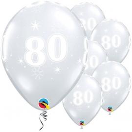 """11"""" Sparkle -A- Round 80 (25unid)"""