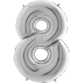 """40"""" Numero 8 (01ct)"""