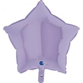 """18"""" Estrella Mate Lilac (Minimo 5 unid)"""