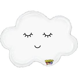 """30"""" Nube con ojitos (3 unid)"""