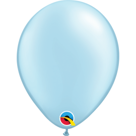 "5"" Pearl Light Blue 100 Unid (Pearl Celeste perlado)"