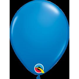 "9"" Dark Blue 100 Unid (Azul estandar opaco)"