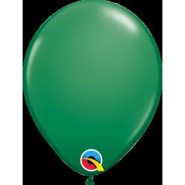 "9"" Green 100 Unid (Verde estandar opaco)"