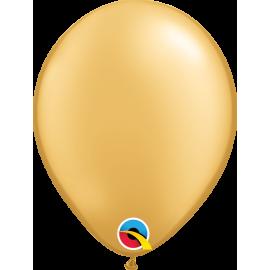 """9"""" Gold 100 Unid ( Oro Perlado)"""