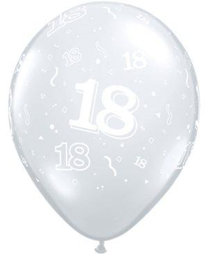 18-A-Round Diamond Clear