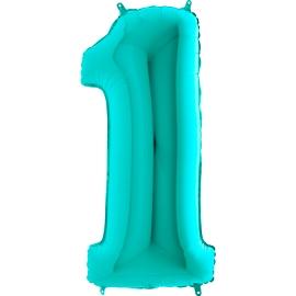 """26"""" Numero 1 Tiffany (Helio y Aire) 66cm"""