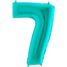 """26"""" Numero 7 Tiffany (Helio y Aire) 66cm"""