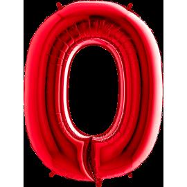 "26"" Numero 0 Red (Helio y Aire) 66cm"