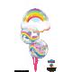 "32"" Rainbow 01ct (Minimo 3 unid)"