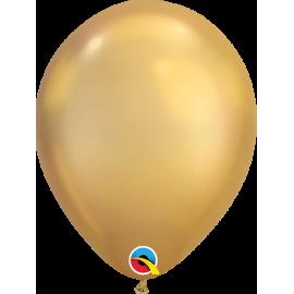 """07"""" Chrome 100 unid Gold"""