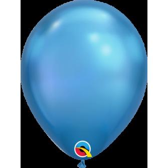 """07"""" Chrome 100 unid Blue"""