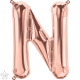 "16"" Letra N- ( 41cm ) Aire (Minimo 3 unid)"