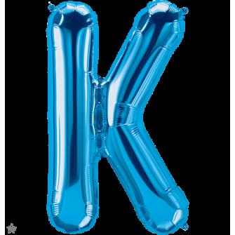 """34"""" Letra K (86cm) (Minimo 1 unid)"""