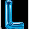 "34"" Letra L Blue (86cm) (Minimo 1 unid)"