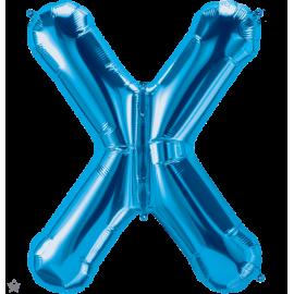 """34"""" Letra X (86cm) (Minimo 1 unid)"""