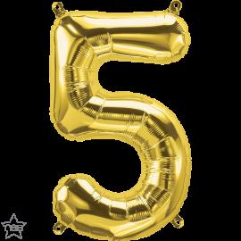 """16"""" Numero 5 Gold (41cm) (Minimo 3 unid)"""