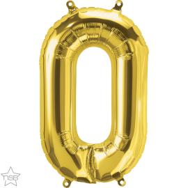 """16"""" Numero 0 Gold (40cm) (Minimo 3 unid)"""
