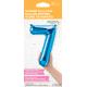 """16"""" Numero 7 Blue (41cm) (Minimo 3 unid)"""