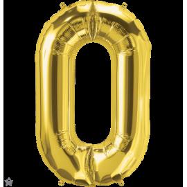 """34"""" Numero 0 Gold (86cm)"""