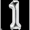 """34"""" Numero 1 Silver (86cm)"""