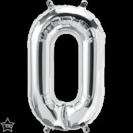 """34"""" Numero 0 Silver (86cm)"""