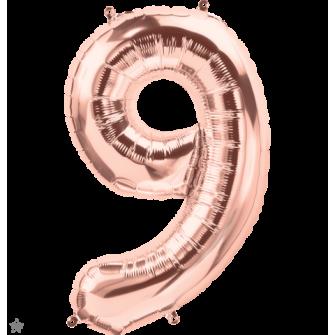 """34"""" Numero 9 (86cm)"""