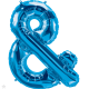 "34"" Ampersand (86cm) Blue"