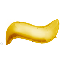 """34"""" Tilde (86cm) Gold"""