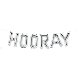 "16"" Hooray Kit -Silver"