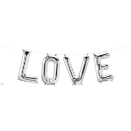 "16"" Love Kit Silver"