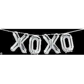 """16"""" XOXO Kit Silver"""
