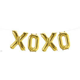 "16"" XOXO Kit Gold"