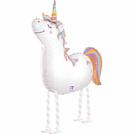 "37"" Unicornio Balloon Friends (01ct)"
