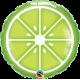 "18"" Sliced Lime (Minimo 3 unid)"