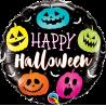 "18"" Halloween Jack Faces (Minimo 3 unid)"