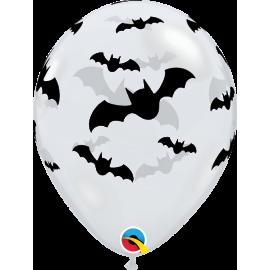 """11"""" Bats Diamond Clear (Bolsas de 6 unid) 36 unid Transparente"""