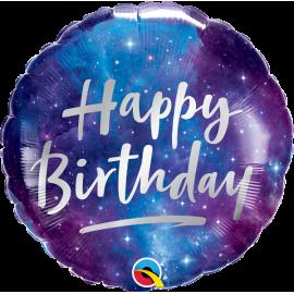 """18""""Birthday Galaxy (Minimo 3 unid)"""