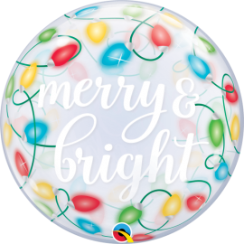 "22"" Merry & Bright Lights (Minimo 3 Unid)"