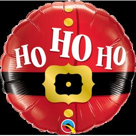 "09"" Ho Ho Ho Santa´s Belt (Minimo 5 unid) Aire"