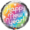 "18"" New Year Primatic (Minimo 3 unid)"