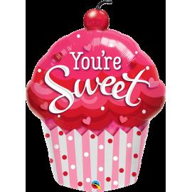 """35"""" Yo´re Sweet Cupcake (Minimo 3 unid)"""