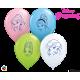 "5"" Disney Princess Faces (100ct)"